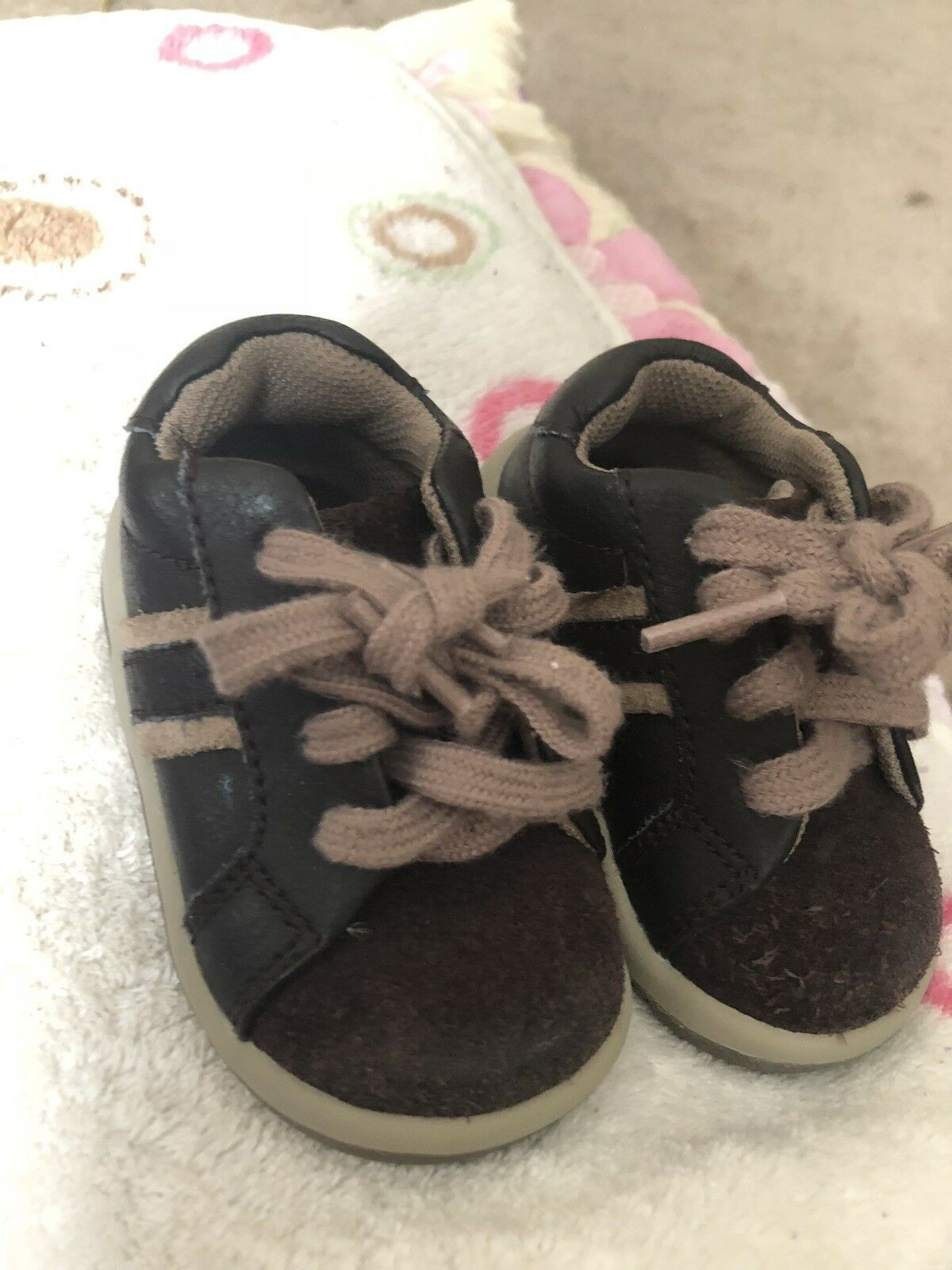 Baby Infant Boy Shoes Size 3 - Baby Boy