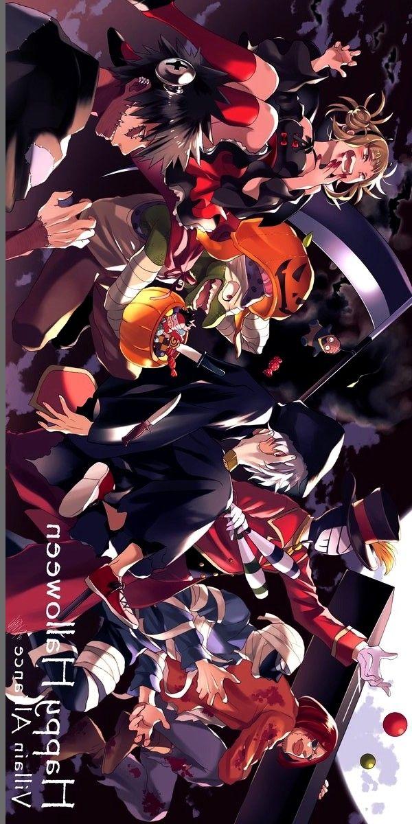 Boku No Hero Academia League Of Villains My Hero Hero Wallpaper Anime