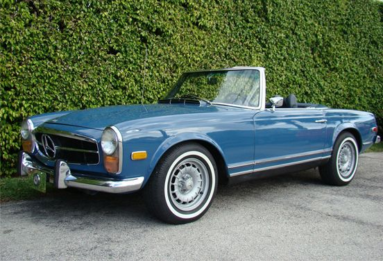 Vintage Mercedes Benz Convertible All I Want Is A Mint Condition