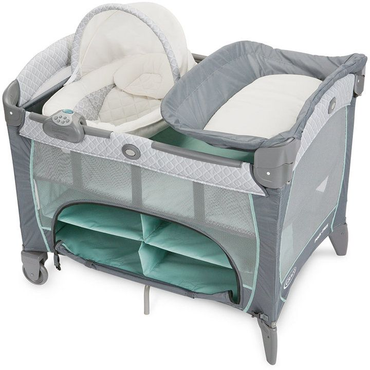 Graco Pack \'n Play Playard with Newborn Napper DLX | baby ...