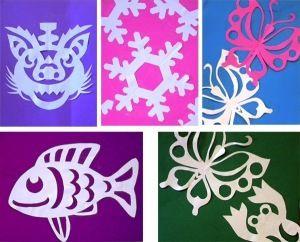 graphic regarding Paper Cutout Templates titled Pin upon Craft Programs