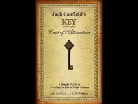 Audio Book Jack Canfield Key To Living The Law Of Attraction