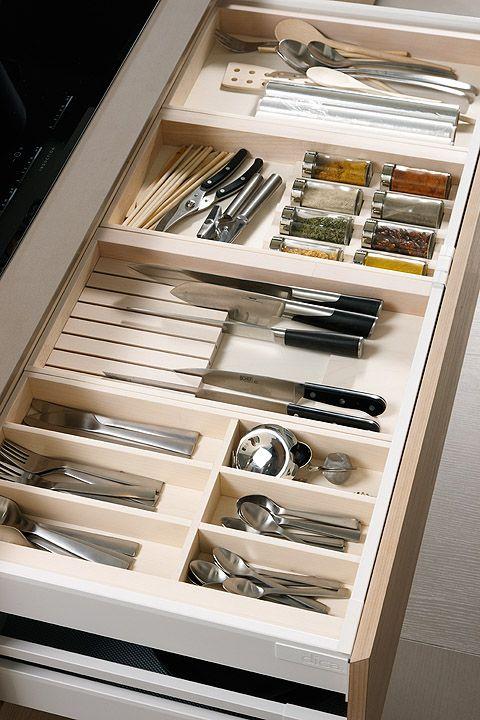 Reportaje de mobiliario de cocina