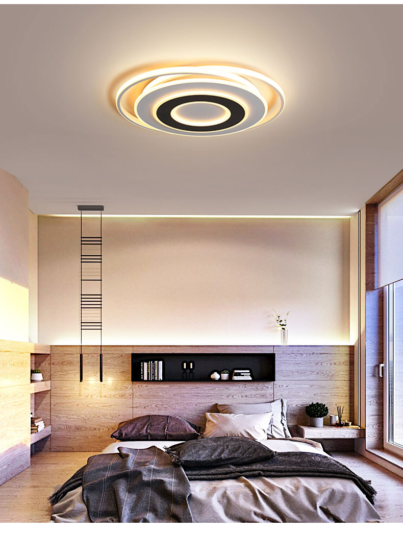 Home Livingroom Bedroom Kitchen Acrylic Led Ceiling Lights Home Livingroom Bedroom Kitchen Acrylic Led Ceiling L In 2020 Led Ceiling Lights Ceiling Lights Led Ceiling