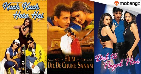Which Of These Is Your Favourite Love Triangle Film 1 Kuch Kuch Hota Hai 2 Hum Dil De Chuke Sanam 3 Dil To Bollywood Actress Movie Stars Kuch Kuch Hota Hai