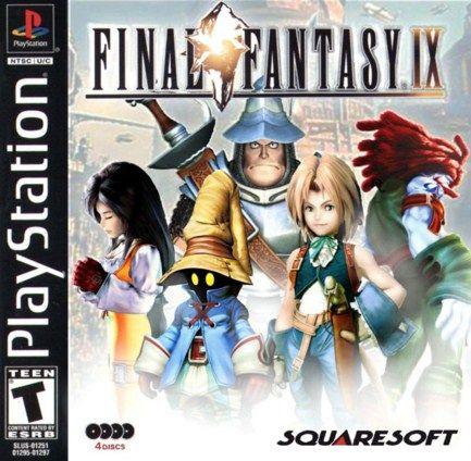Final Fantasy IX [NTSC-U] [Disc1of4] apk psx epsxe game Download
