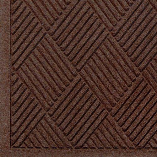Andersen 221 Waterhog Fashion Diamond Polypropylene Fiber Entrance Indooroutdoor Floor Mat Sbr Rubber Backing 10 Entrance Mat Outdoor Floor Mats Indoor Outdoor