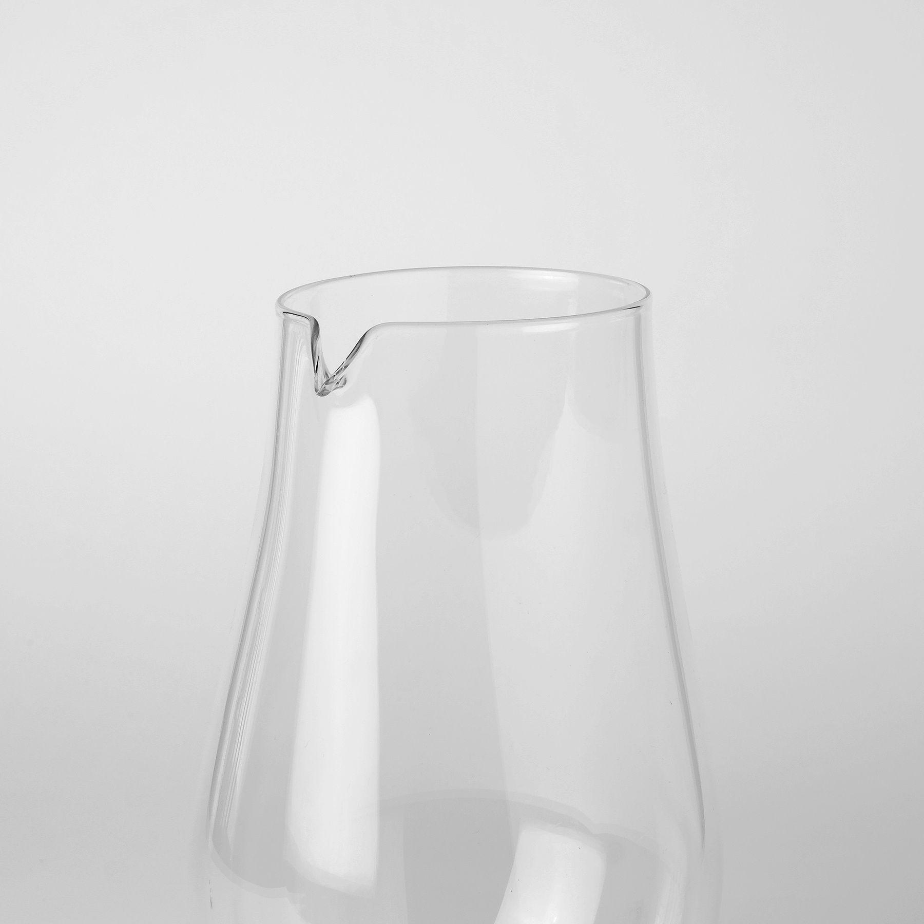 Hand-Blown Glass Pitcher L by Takara Kinoshita | in the kitchen ...
