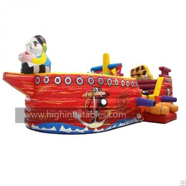 Inflatable Hot sale Pirate boat