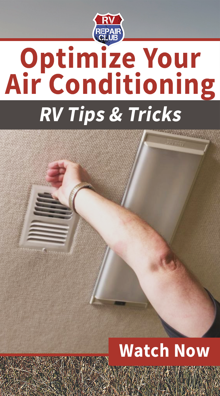 Optimizing Your RV Rooftop Air Conditioning Air
