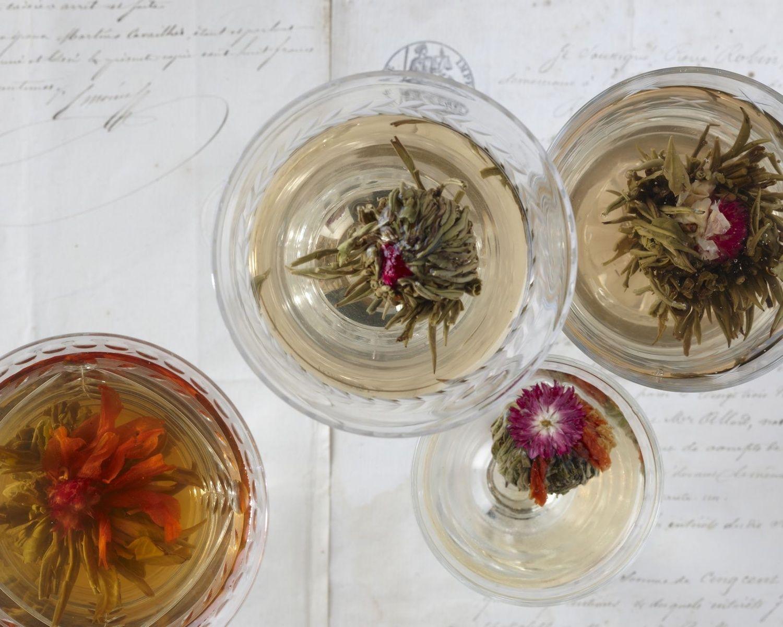 Tea in Bloom