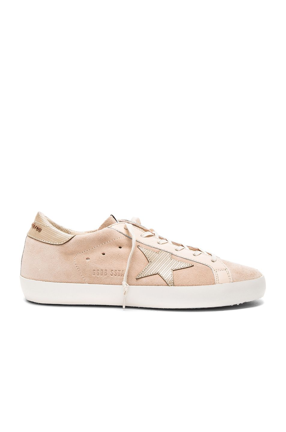 Fashionable Sale Online Golden Goose Superstar Leather And Suede Sneakers The Cheapest Online Genuine Lowest Price Cheap Online DPlhH