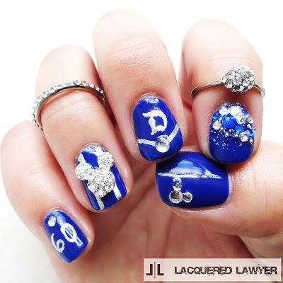 Disneyland 60th anniversary 60th anniversary disneyland 60th disney nails prinsesfo Gallery