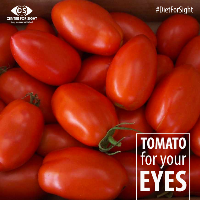 DietForSight Tomatoes are packed with carotenoids