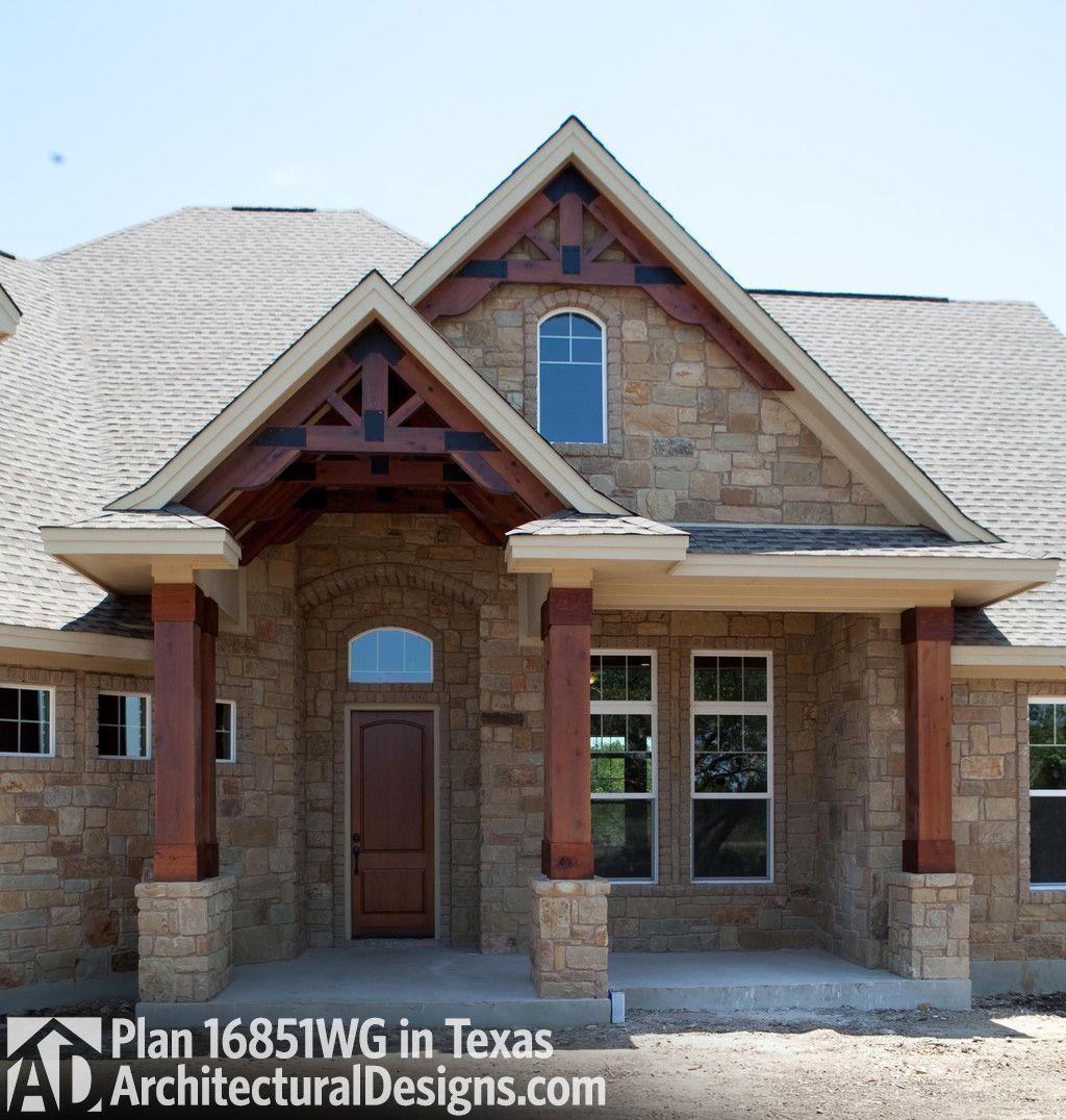 Plan 16851WG Rugged Craftsman Dream Home Plan