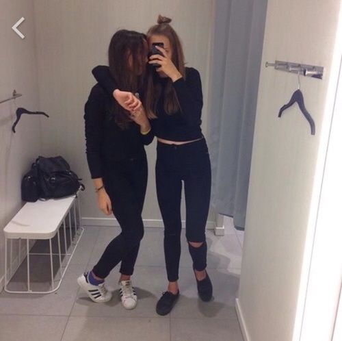 Bathroom Pic Girl: Grunge, Tumblr, And Friends Image