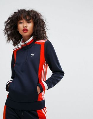 adidas Originals Osaka 12 Zip Track Jacket | Urban