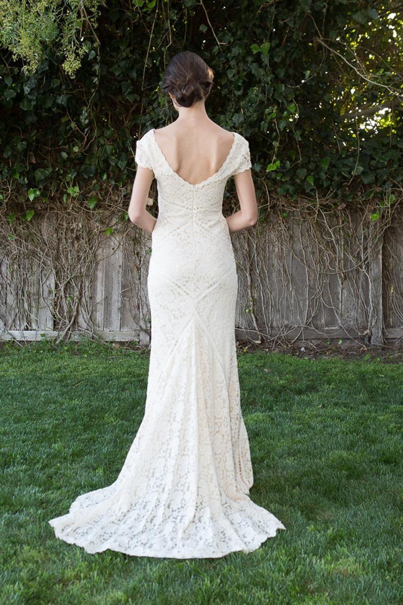 27+ Stretchy lace wedding dress info