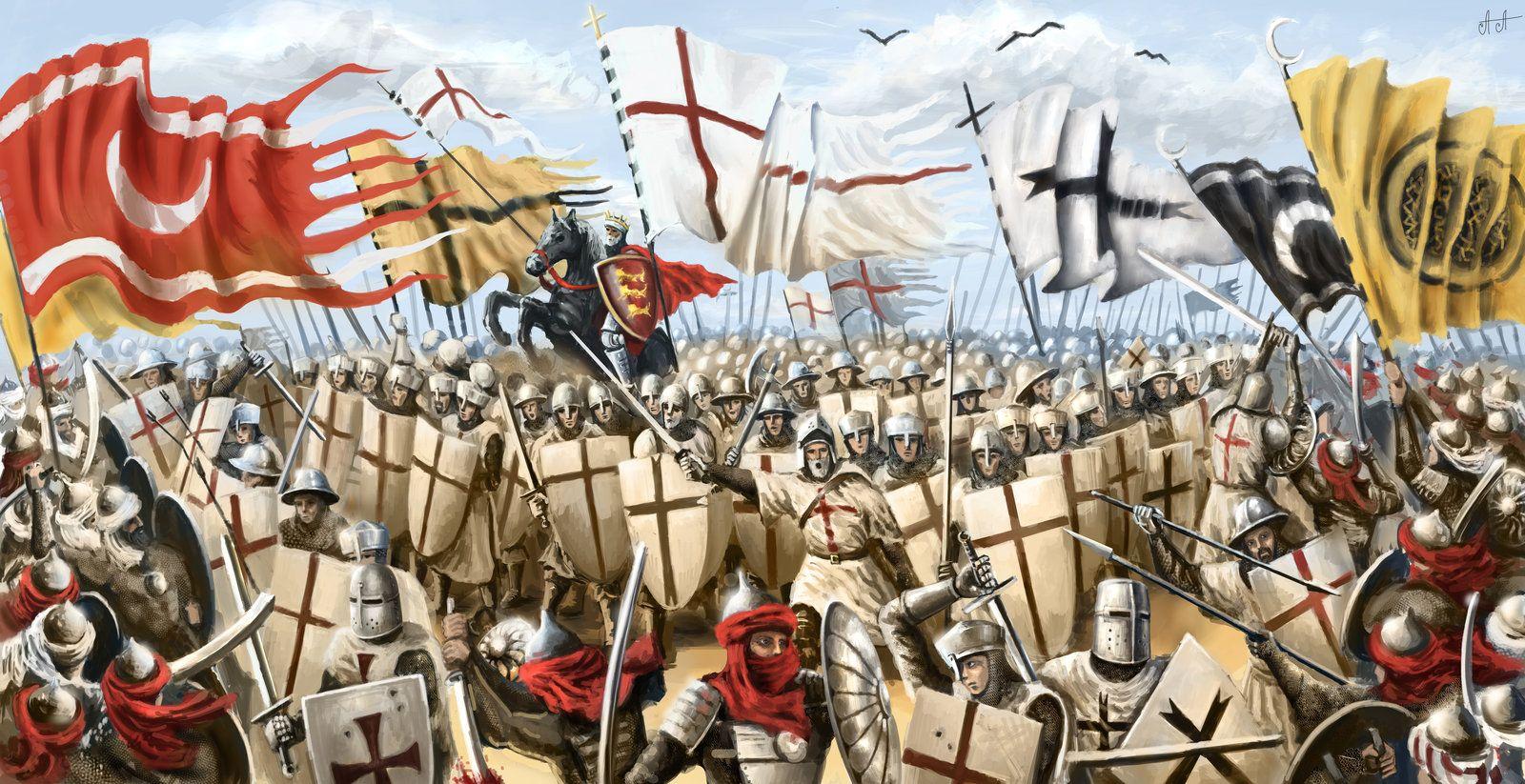 ผลการค้นหารูปภาพสำหรับ crusade war