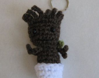 Amigurumi Patterns Groot : Tiny crochet groot tiny crochet crochet