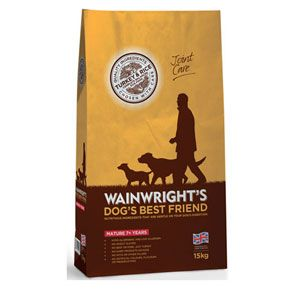 wainwright's mature complete dog food - Google Search