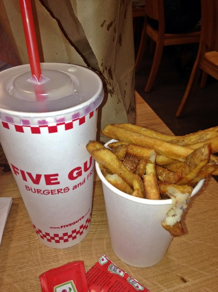 Five Guys Burgers And Fries Renaissance At Colony Park 601 605