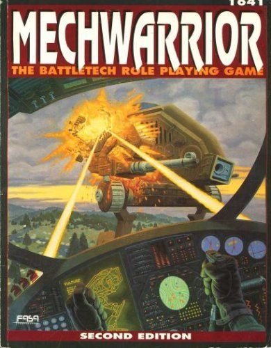 manual rpg mechwarrior