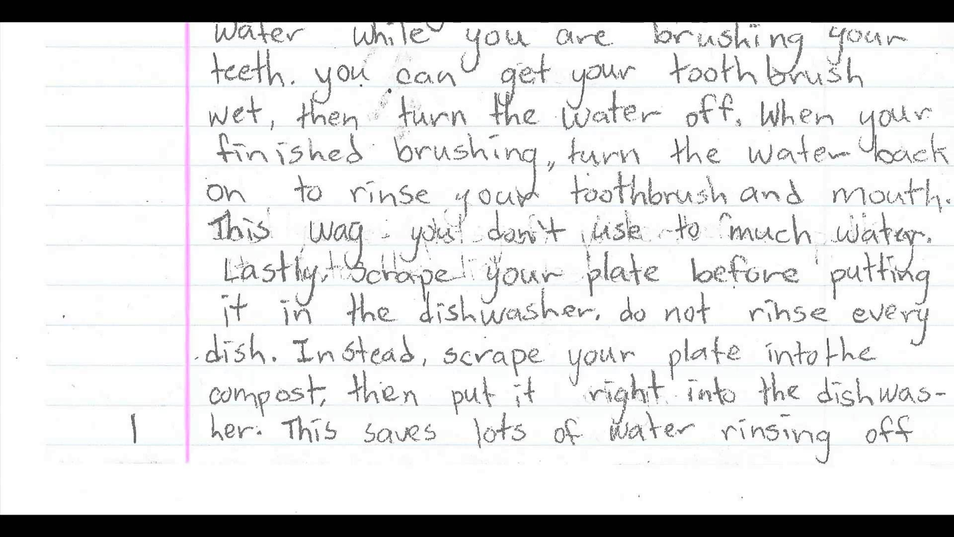 What Does 5th Grade Writing Look Like