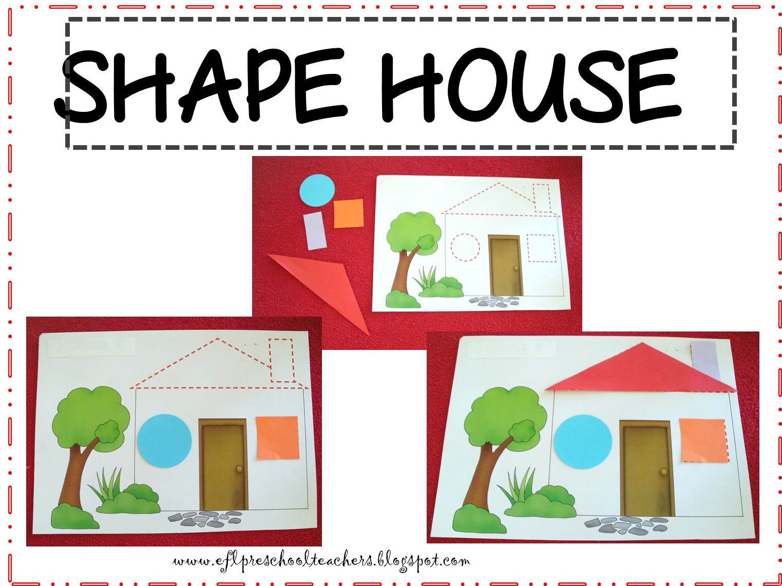 esl efl preschool teachers house blog shape worksheet for free esl shapes pinterest. Black Bedroom Furniture Sets. Home Design Ideas