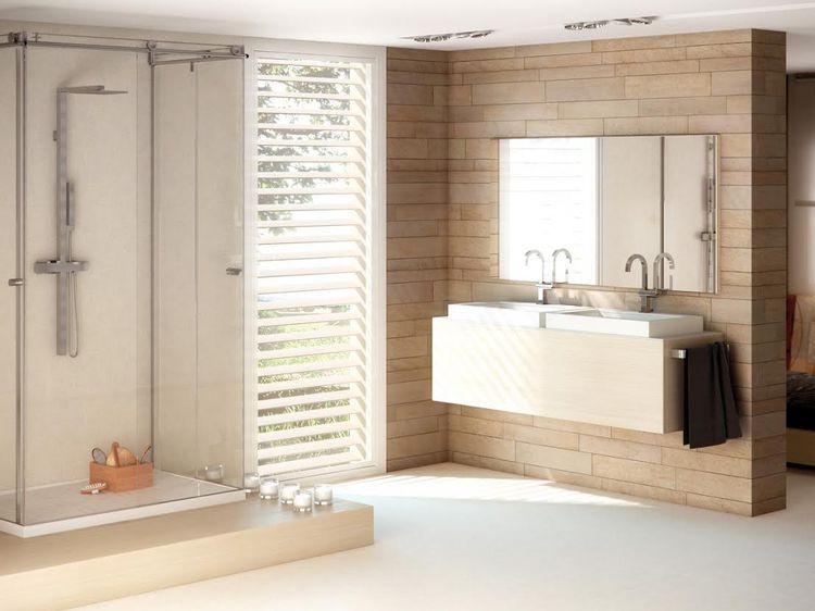 Salle de bains : les dernières tendances   Deco salle de bain ...