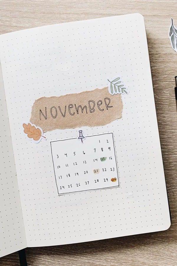 Photo of 30+ kreative monatliche Cover-Ideen für November 2019