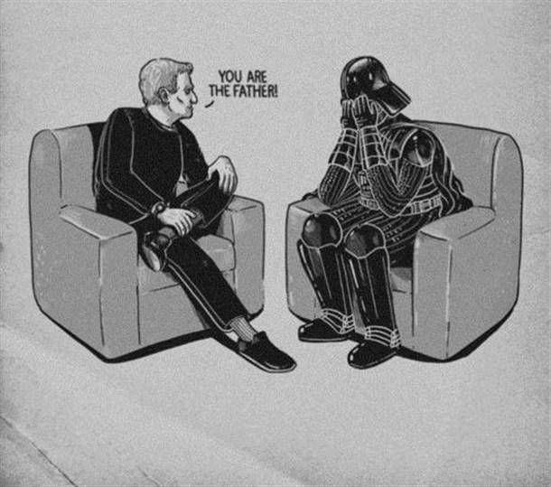 The Funniest Star Wars Fan Art in the Galaxy
