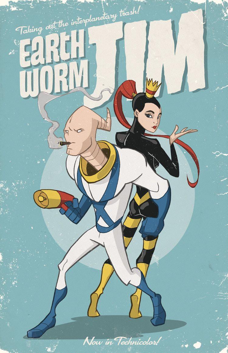 Earth Worm Jim