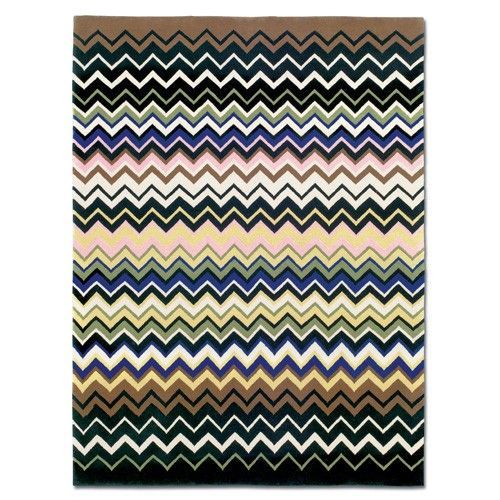In Case I Never Find That Pucci Missoni Home Orthez Rug 5 6x7 9 With Images Rugs Rugs On Carpet Rug Design