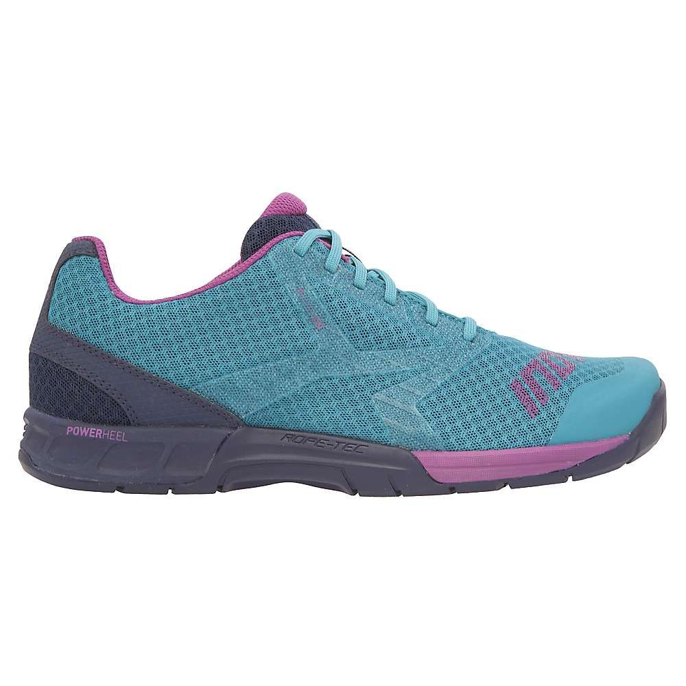 super popular 15037 20486 Inov8 Women s F-Lite 250 Shoe - 10.5 - Teal   Navy   Purple
