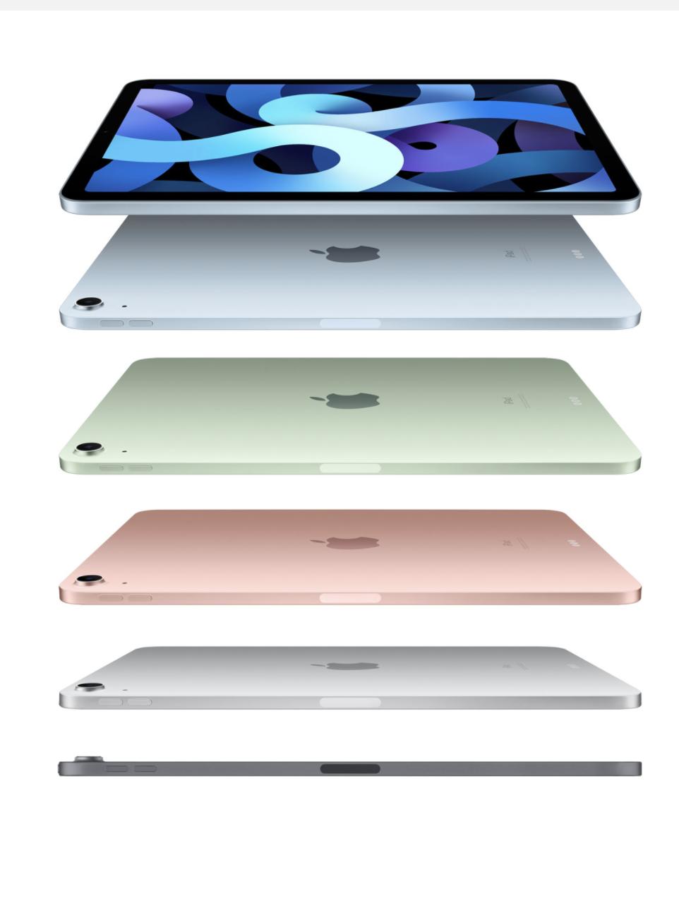 Ipad Air 4 Vs Ipad Pro 2020 Ipad Pro Ipad Air Ipad