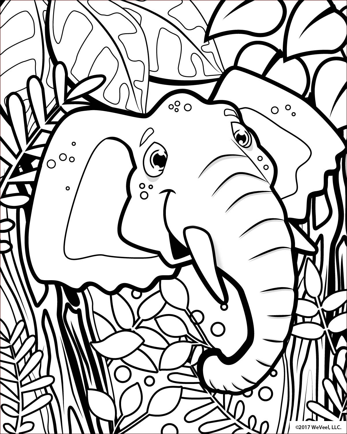 Coloring Pages Jungle Jungle Coloring Pages Coloring Pages Cute Coloring Pages