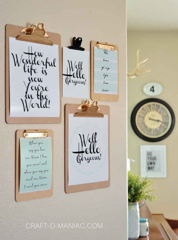 cheap office decorations. 29 Impossibly Creative Ways To Completely Transform Your Walls. Diy DecorationDecor IdeasOffice Cheap Office Decorations