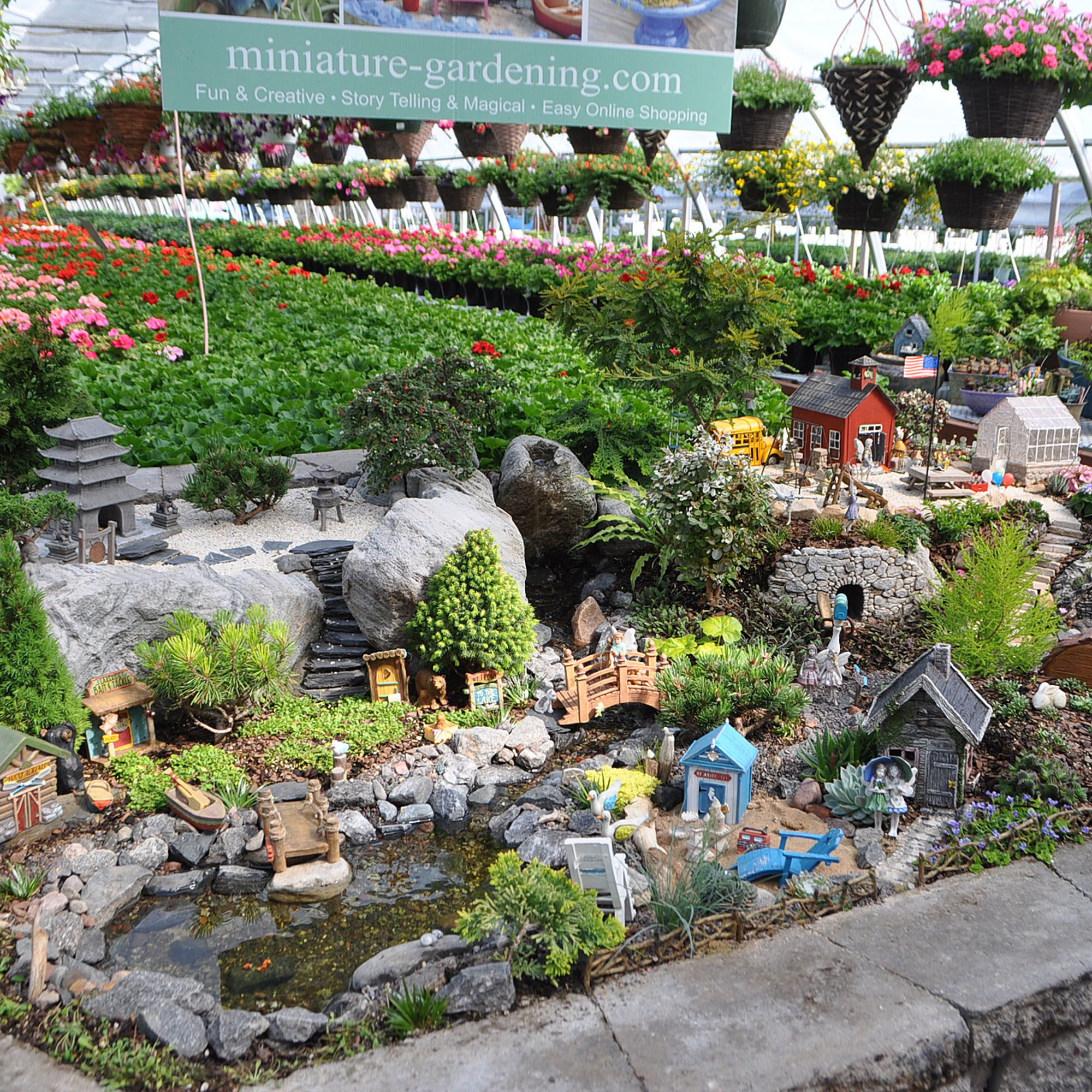 See The Latest Miniature Fairy Garden Accessories That Are On Sale