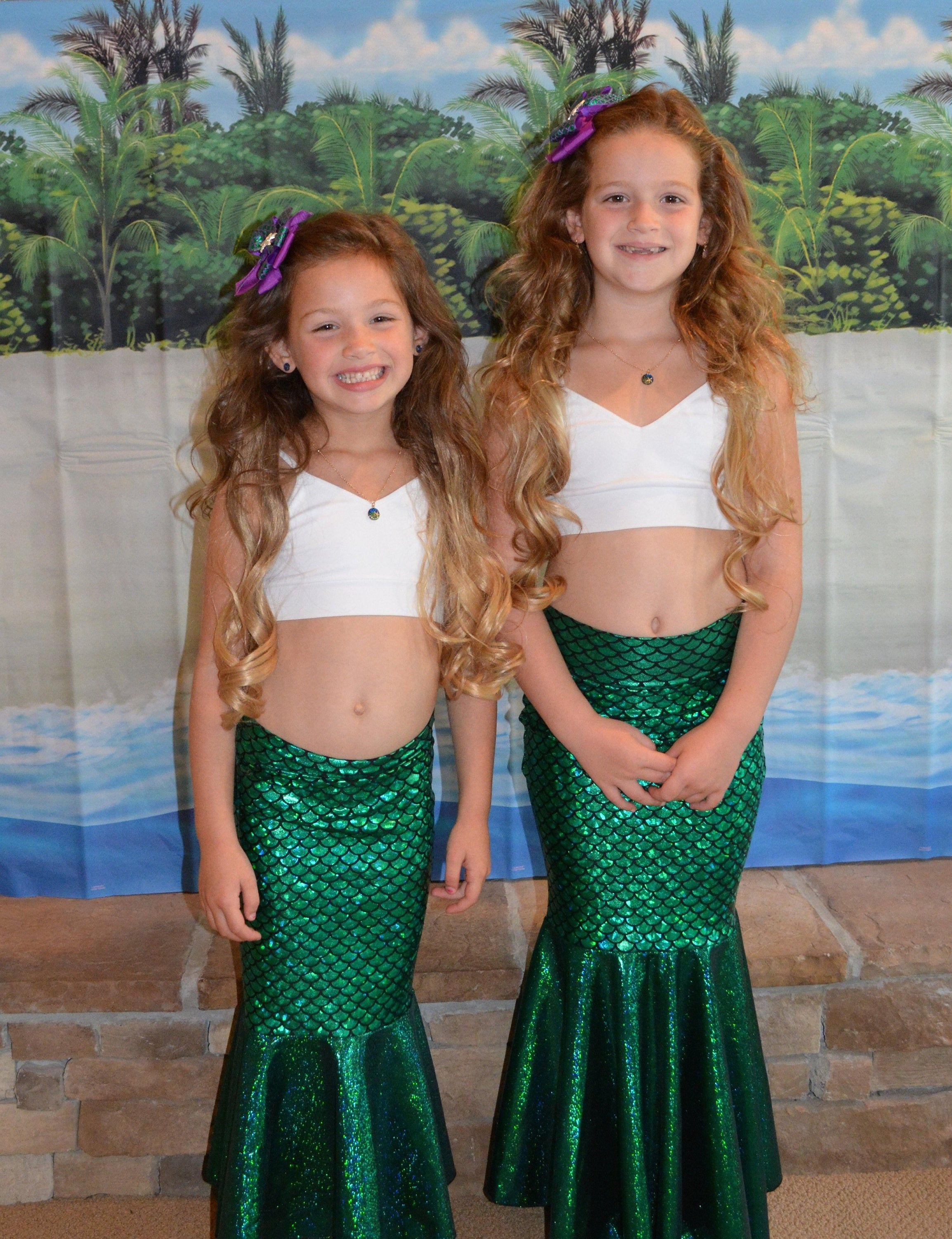 Childs Girls Mermaids Skirt Scale Skirt Fish Tail Shimmering Scale Skirt Pageants Dance Cheer Birthday Traje De Sirena Para Niñas Sirena Disfraz Niña Disfraz De Sirena