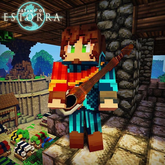 *✧⁺˚Dreams Of Estorra⁺˚✧* Skin Teaser for Simon!