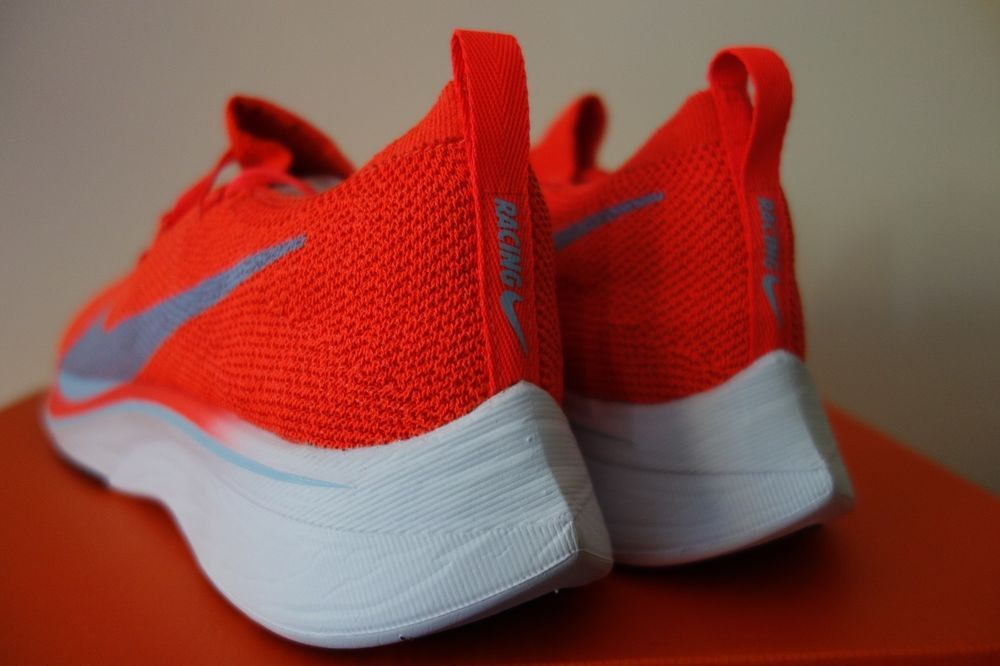 36fe13528c391 Nike VAPORFLY 4% Flyknit Elite Marathon Running Racing Shoe Zoom X AJ3857  600  fashion  clothing  shoes  accessories  mensshoes  athleticshoes (ebay  link)