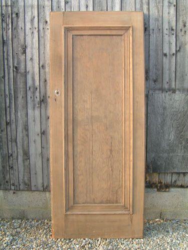 32 X 77 Stripped Pine Reclaimed Door Ebay Windowsdoors