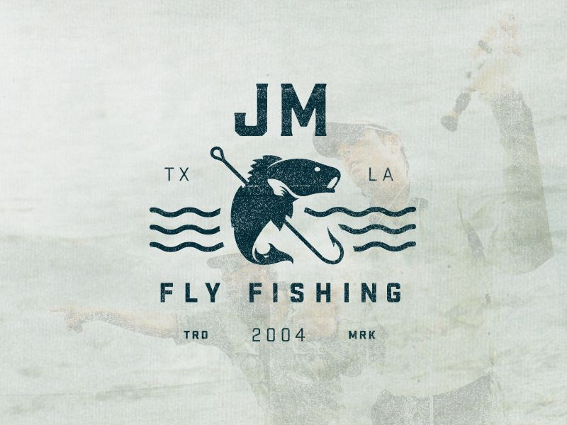 JM Fly Fishing, Primary Iconography | More Fishing guide ...