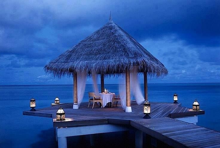 The Maldives Lune De Miel Romantique Destinations Maldives