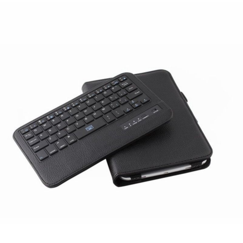 innovative design 09ece 95f8d Detachable Removable Wireless Bluetooth Keyboard With Leather Case ...