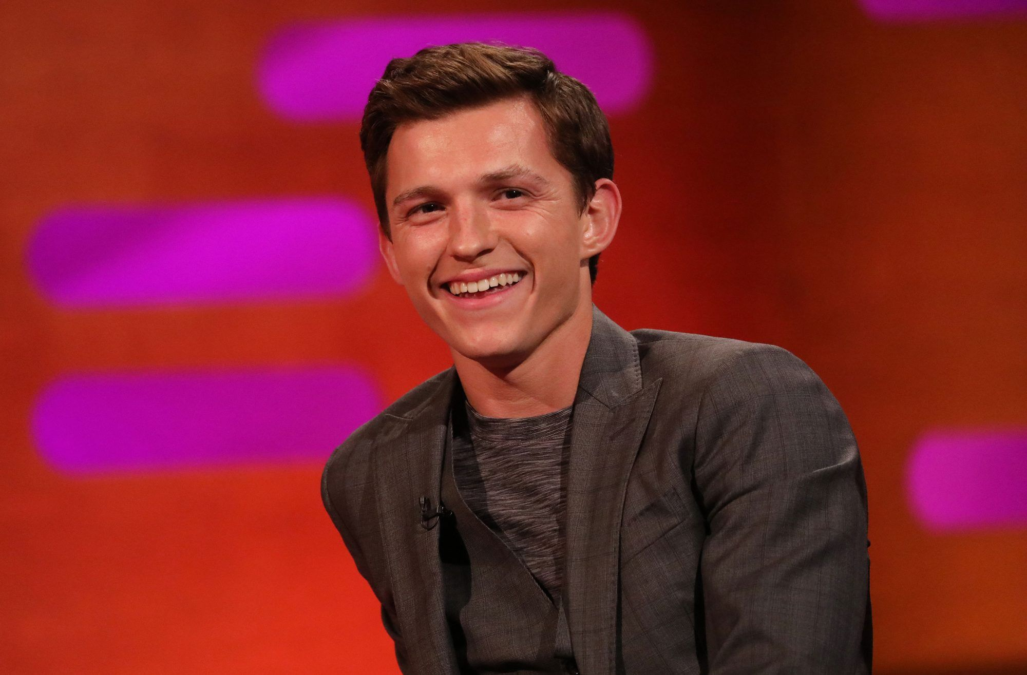 Tom Holland continues spoiler streak, reveals 'Avengers: Endgame' death on 'Graham Norton Show'