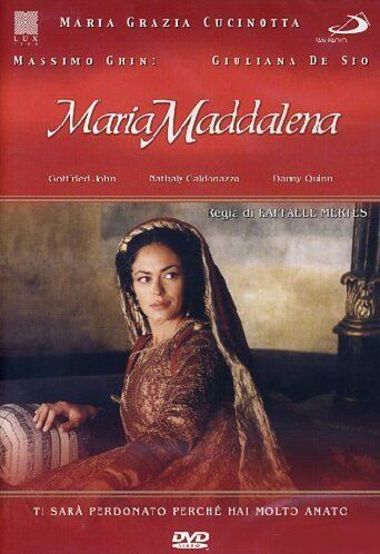 """Mary Magdalene (2000) - 6.5/10 -----This really focuses on the very little information the Bible gives about her. This is the only movie I've seen where she gets cured from a """"demonic possession"""". This also has one great John the Baptist!"""