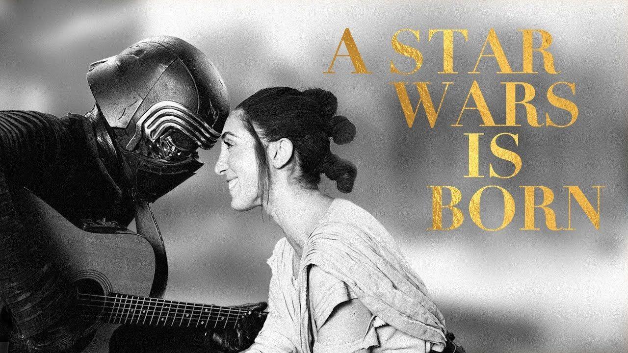 A Star Wars Is Born Shallow Parody Nerdist Presents