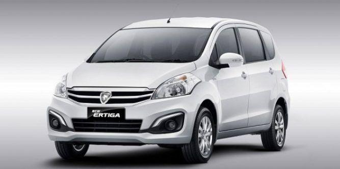 Spesifikasi Dan Harga Proton Ertiga Upcoming Cars Suzuki Car